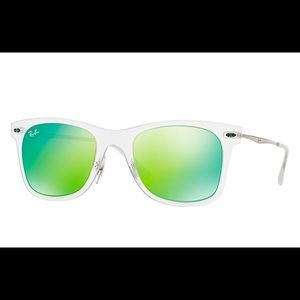 Ray Ban Tech Light Sunglasses